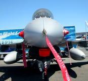 Vechtersvliegtuig Stock Foto's