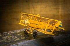 Vechtersvliegtuig Royalty-vrije Stock Afbeeldingen