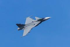 Vechtersvliegtuigen Royalty-vrije Stock Foto's