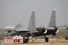 Vechtersvliegtuigen Stock Fotografie