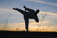 Vechtsporten Stock Foto's