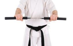 Vechtsporten royalty-vrije stock foto's