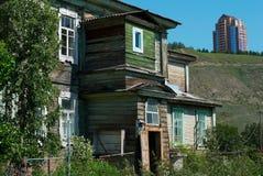 Vecindad foto de archivo