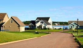 Vecindad agradable Imagen de archivo libre de regalías