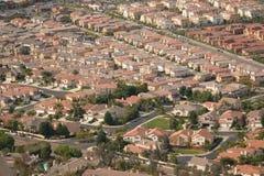 Vecindad de California Fotografía de archivo libre de regalías