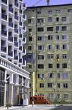 VECINDAD DE LOS EDIFICIOS Imagen de archivo