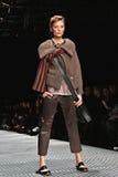 vecka för ryss för modemodell Arkivbild
