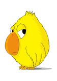 Vecktor chick Stock Image