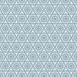 Vecnor uitstekend naadloos patroon, behang met vector illustratie