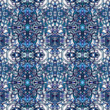 Vecor colorful abstract seamless pattern Royalty Free Stock Photo