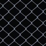 vecteur à chaînes de tige de frontière de sécurité illustration de vecteur