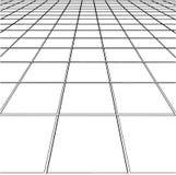 Vecteur 05 de plancher de tuiles Photographie stock libre de droits