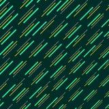 Vecteur abstrait de fond Modèle de rayures Photo stock