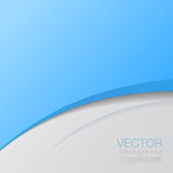 Vecteur abstrait de fond. Templa créatif de conception Photos stock