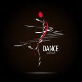 Vecteur abstrait Logo Design Template Image stock