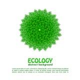 Vecteur abstrait Logo Design Template Images libres de droits