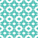 Vecteur Aqua Green Butterfly Diamond abstraite Image libre de droits