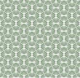 Vecteur Art Deco Seamless Pattern de vintage Texture décorative géométrique Fond floral de vecteur Image libre de droits