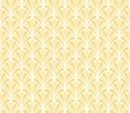 Vecteur Art Deco Style Seamless Pattern floral Fond abstrait d'ornement Illustration de Vecteur