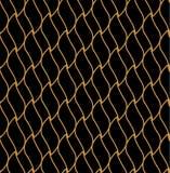 Vecteur Art Deco Style Seamless Pattern Fond abstrait d'ornement Illustration de Vecteur