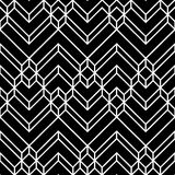 Vecteur Art Illustration Pattern Background décoratif sans couture de conception Image libre de droits