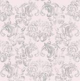 Vecteur baroque de modèle de vintage Beau décor impérial d'ornement Fond de luxe royal de texture Couleurs à la mode illustration de vecteur
