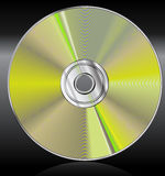 vecteur cd Photo stock