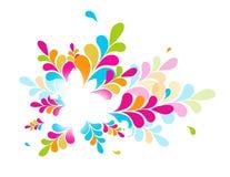 vecteur coloré abstrait d'illustration illustration stock