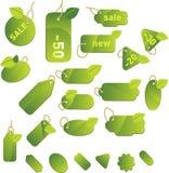 vecteur d'étiquette de vente Images stock