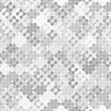 Vecteur d'Abctract Grey Connections Elements Seamless Background Photos stock