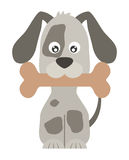 Vecteur d'animal familier Image libre de droits