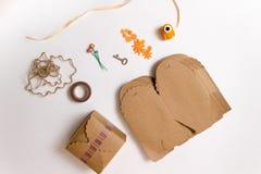 vecteur d'emballage d'illustration de cadeau Photographie stock
