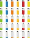 Vecteur d'icône de batterie Photo stock