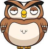 VECTEUR d'illustration du dessin animé Owl illustration libre de droits