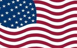 Vecteur d'indicateur américain Photo libre de droits