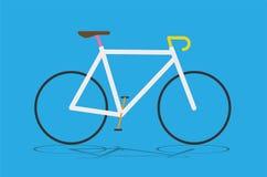 Vecteur de bicyclette Image libre de droits