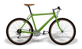 vecteur de bicyclette Image stock