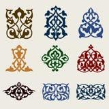 Vecteur de conception décorative Photo libre de droits