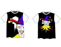 Vecteur de conception de T-shirt Image libre de droits