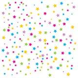 confettis de vecteur photos stock