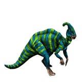Vecteur de croquis de dinosaure illustration libre de droits