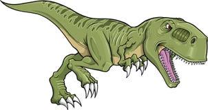 Vecteur de dinosaur de Rex de Tyrannosaurus Photo stock