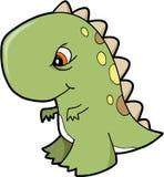 Vecteur de dinosaur de T-Rex Image libre de droits