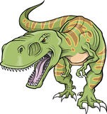 Vecteur de dinosaur de Tyrannosaurus
