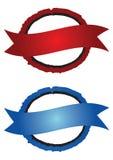 vecteur de drapeau illustration libre de droits