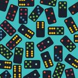 Vecteur de fond de domino illustration de vecteur