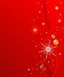 Vecteur de fond de Noël Photo stock