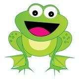 vecteur de grenouille d'ENV Image libre de droits
