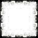 vecteur de grunge de trame de cadre Photographie stock