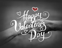 Vecteur de jour de valentines Photographie stock libre de droits